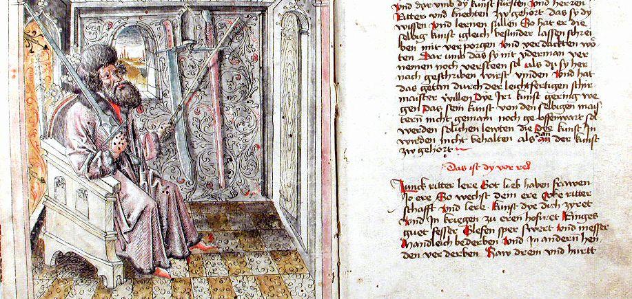treatise of Johannes Liechtenauer